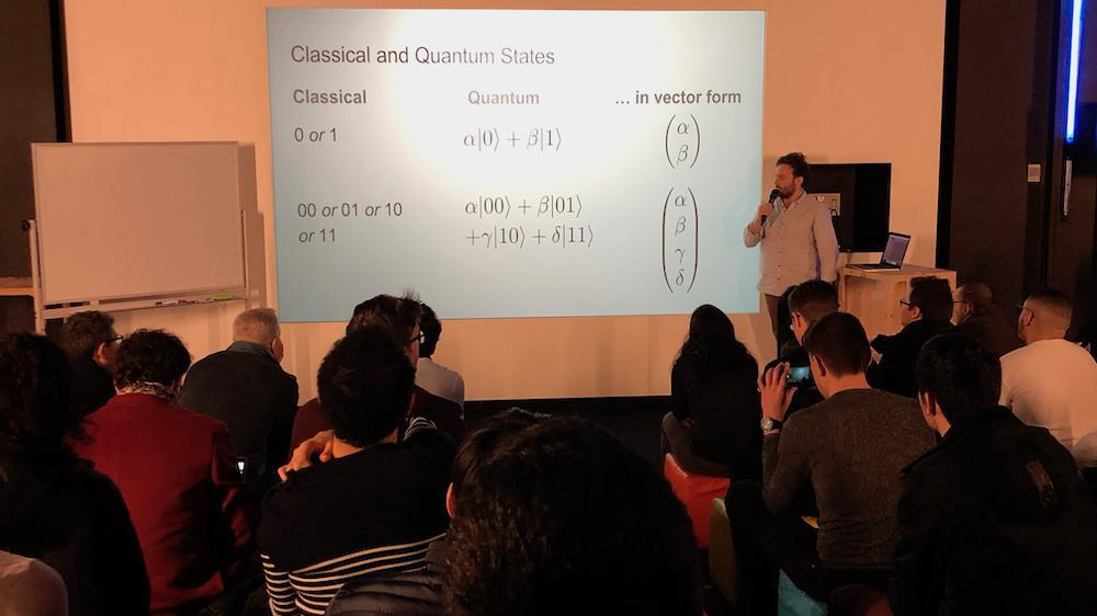 Paris: Quantonation's Quantum Computing Hackathon