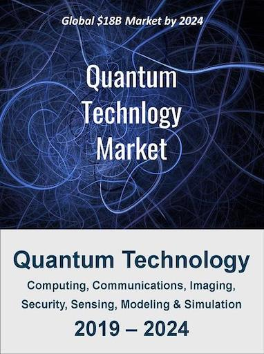 Quantum Technology Markets, 2024 - Global Market will Reach Nearly $18 Billion