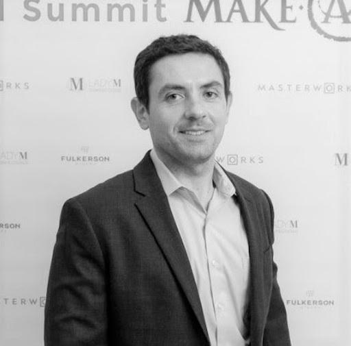 Max Artemenko, Founder of BCI Summit