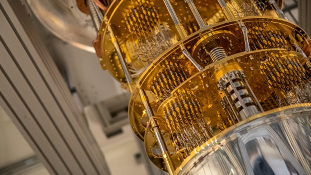 Credit: Lawrence Berkeley National Laboratory - DOE's Lawrence Berkeley National Laboratory is using a sophisticated cooling system to keep qubits – the heart of quantum computers – cold enough for scientists to study them for future use in quantum computers.
