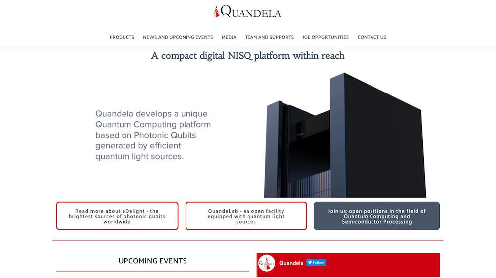 Quandela closes a funding round with Quantonation and BPI France