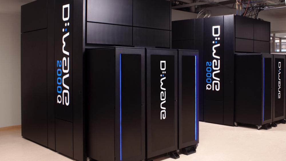 D-Wave 2000Q System
