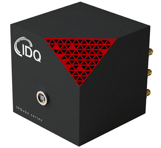 ID Qube single-photon detector