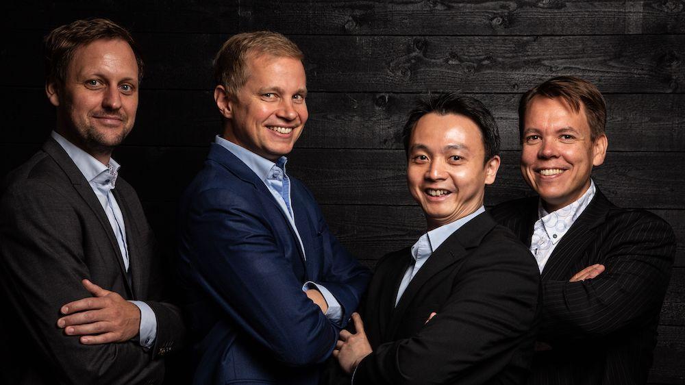 IQM founders - Photo IQM