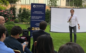 ​3rd successful meetup for Quantonation and the French quantum community
