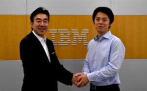 GRID INC, Tokyo, has reached an agreement with IBM to join the IBM Q Network and receive access to IBM Q quantum computing systems