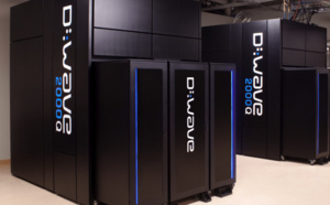 D-Wave Unveils Next-Generation System Name, Announces First Next-Generation System Customer & Demonstrates Lower-Noise Performance