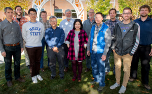 Interdisciplinary team awarded grants to pursue quantum computing and entanglement research
