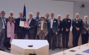 The Quantum Flagship officially presents the Strategic Research Agenda to the European Commission