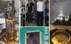 Quandela devices at the core of the Moscow Quantum Computer