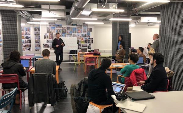 Paris: Quantonation's Quantum Computing Hackathon