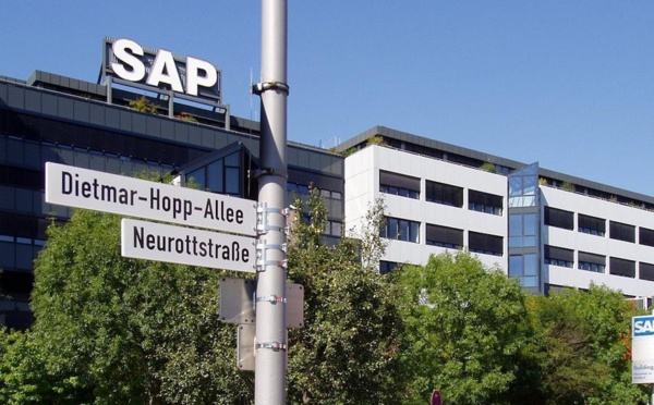 ​SAP is restructuring, and this is good news for quantum computing