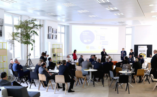 Bpifrance presents the first edition of the Quantum Computing Business conference, in Paris on June 20, 2019