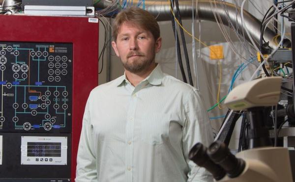 Quantum computing is ideal for quantum problems