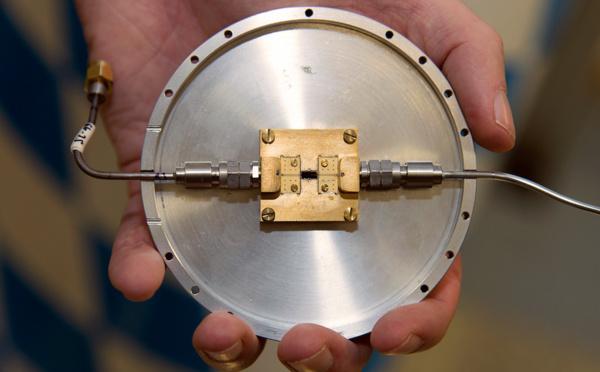 TUM Team Implements Secure Communications Between Quantum Computers