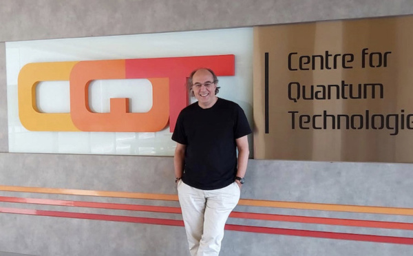 Centre for Quantum Technologies to welcome new Director: José Ignacio Latorre to take leadership of CQT from July 2020