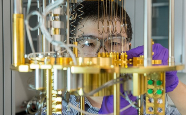 Department of Energy selects Argonne to lead national quantum center