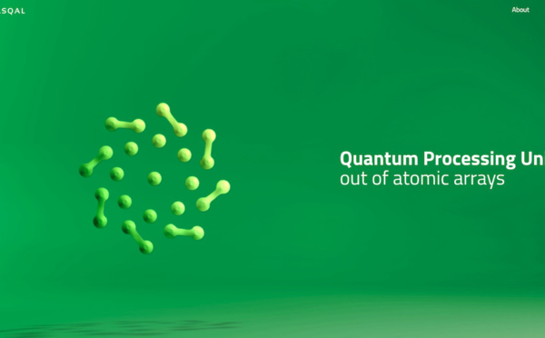 Atos joins forces with start-up Pasqal to accelerate High Performance Computing using quantum neutral atom technology