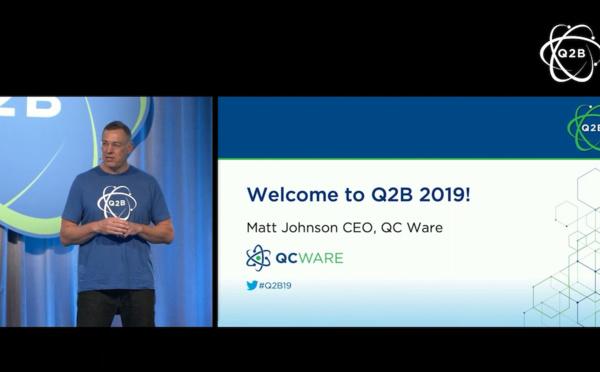 Q2B20 Unveils Compelling Explorations in Practical Quantum Computing