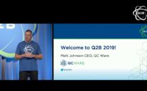 Q2B20 Unveils Compelling Explorations in Practical Quantum Computing